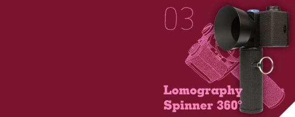 lomography spinner