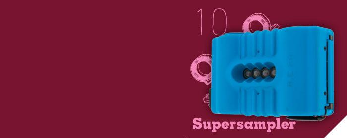 supersampler