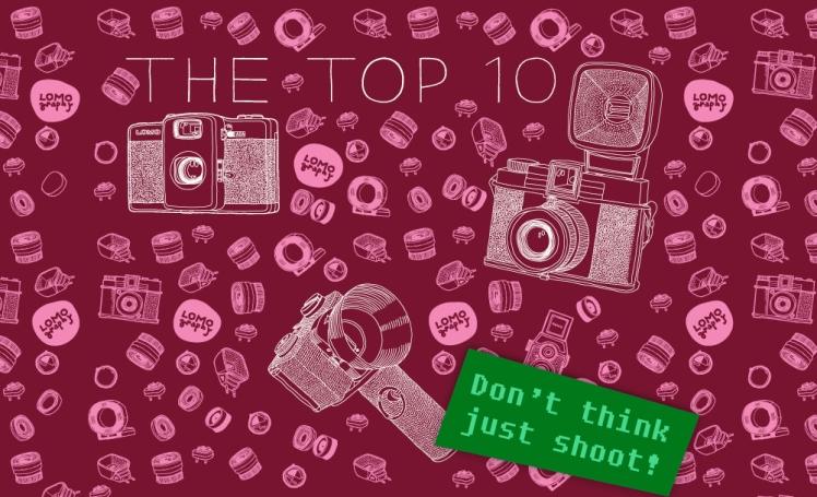 top 10 lomo camera