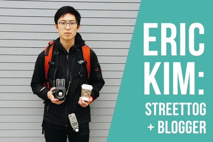 eric kim blogger streettog