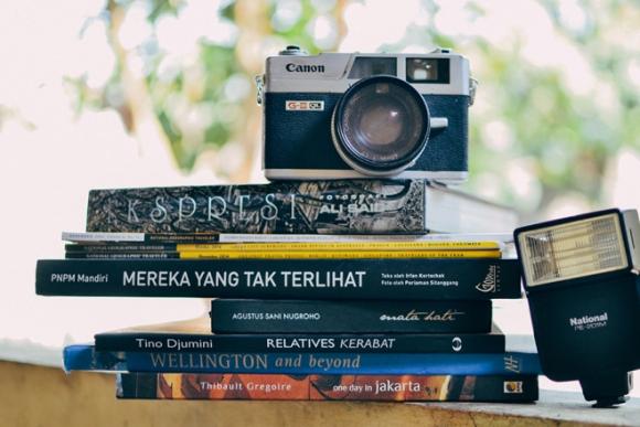 buku bekas photobook