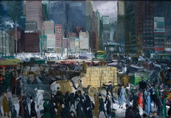 George Bellows - New York