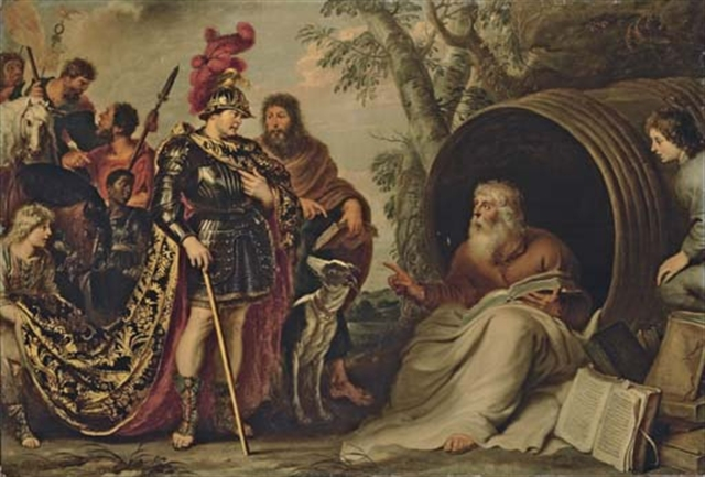 Cornelis_de_Vos_-_Alexander_and_Diogenes