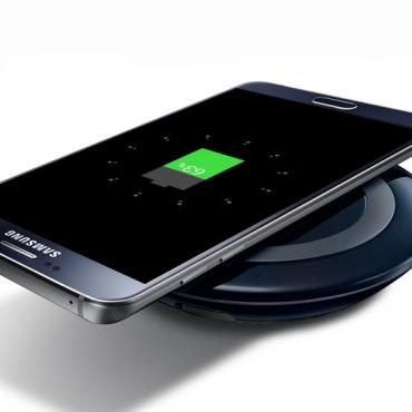 samsung galaxy note 5 charging wireless black