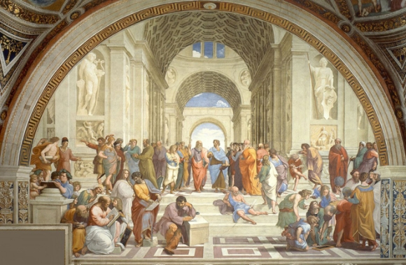 school of athens raphael