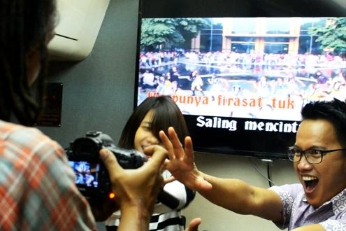 karaoke di kai kelas prioritas