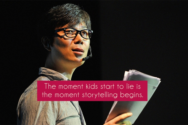 young ha kim writer tips quote
