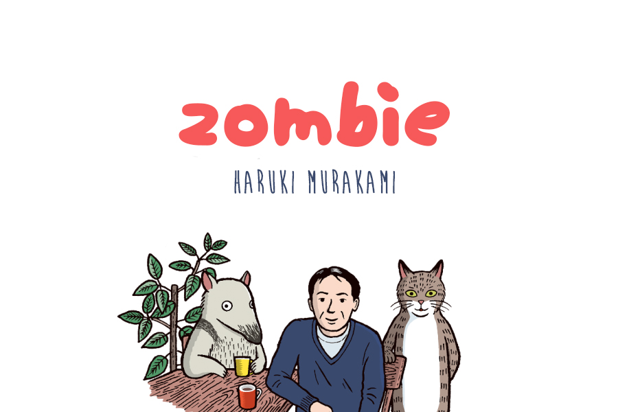 Cerpen Haruki Murakami: Zombie