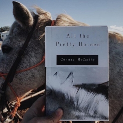 all the pretty horse cormac mccarthy bookporn igreads