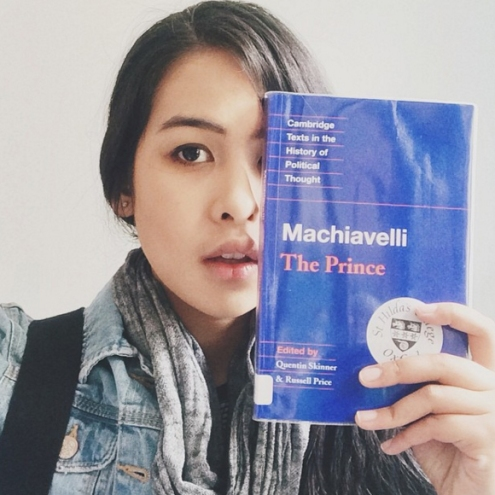 maudy ayunda machiavelli the prince