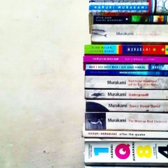 murakami bookporn