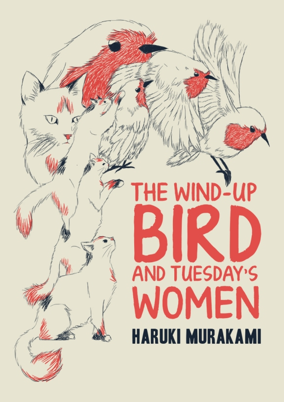 wind up bird and tuesday women