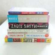 zadie smith bookporn igreads