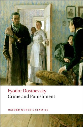 fyodor dostoevsky crime punishment