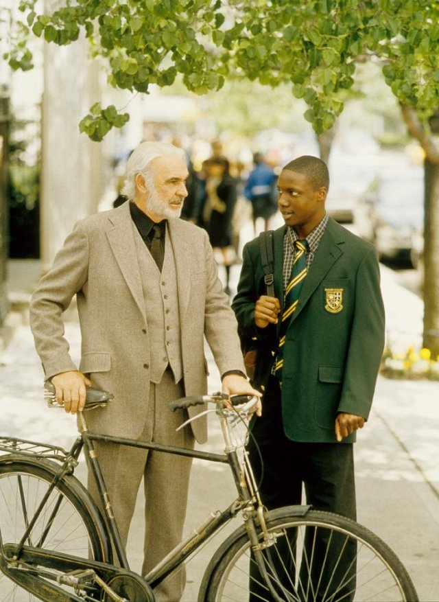 Finding Forrester Sean Connery Arip Yeuh