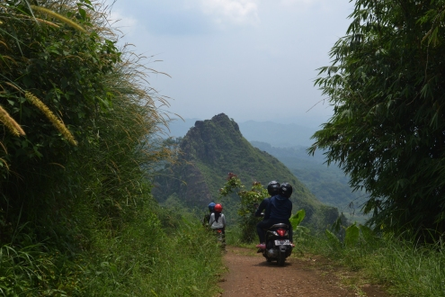 momotoran komunitas aleut gunung hejo tenggeng