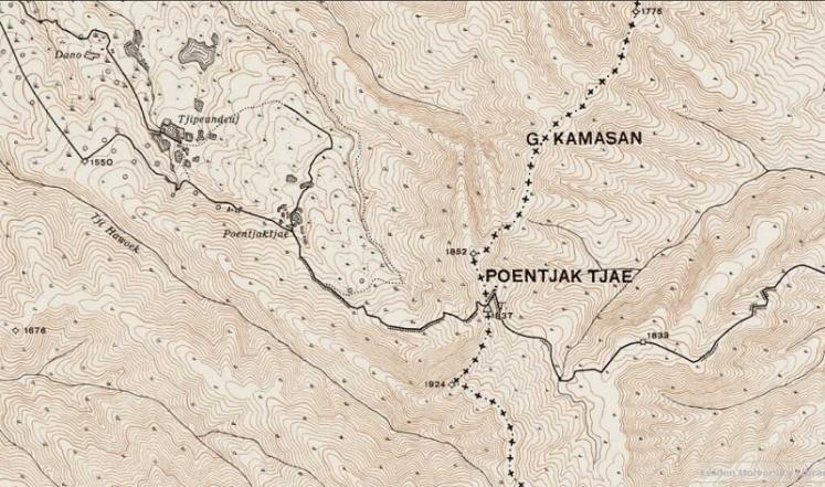 puncak-cae-peta