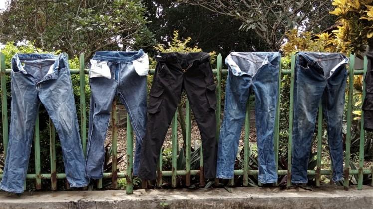 kampung dobi celana